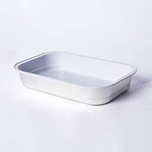 Aluminum Casserole